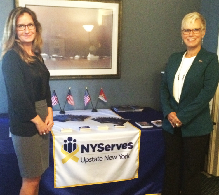 NYServes - Upstate Ribbon Cutting Event