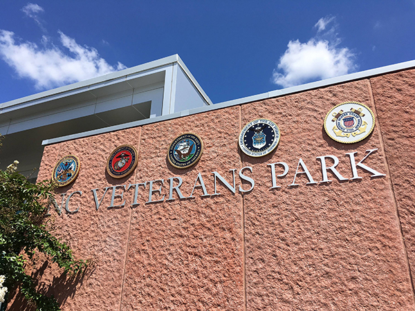 NCServes – Raleigh/Fayetteville Onboarding Event at Veterans Park