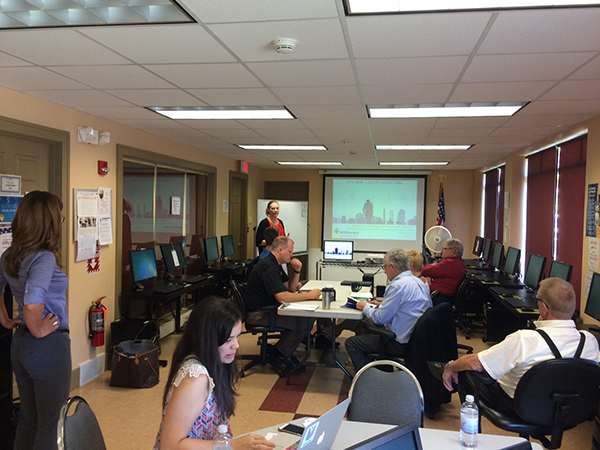 Strategy Session 4 for NYServes was held at the Veterans Outreach Center in Rochester, New York