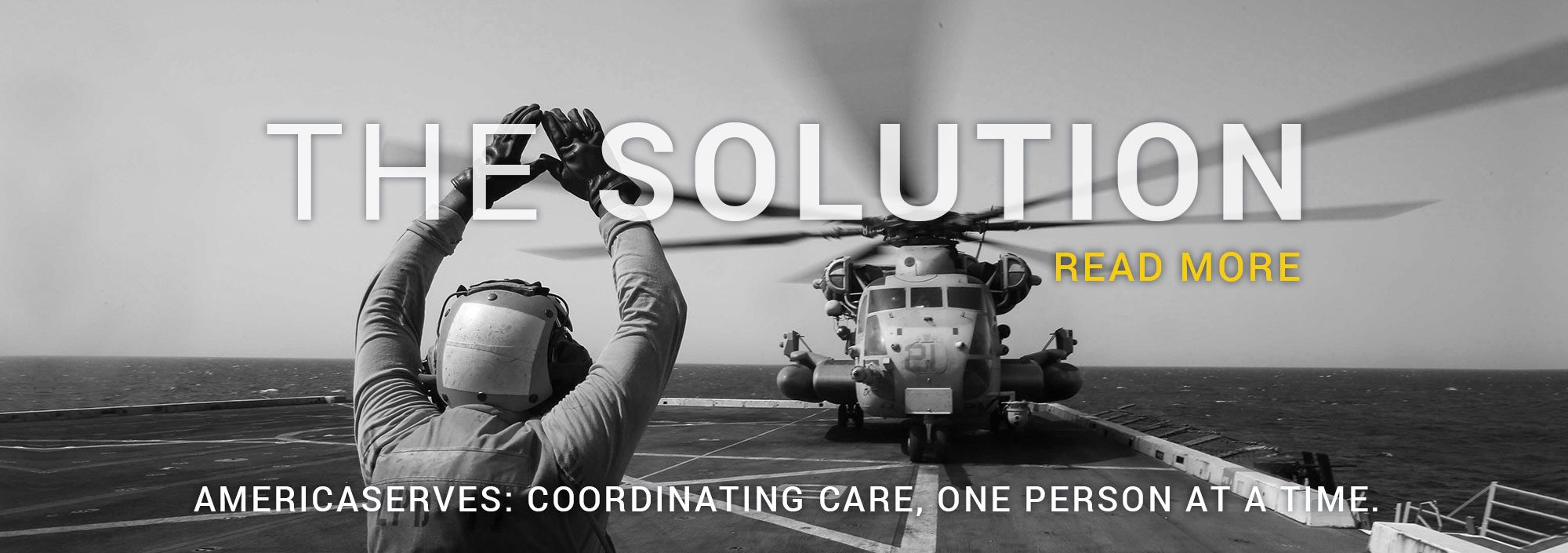 The Solution - coordinating care