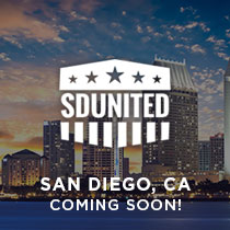 San Diego, CA coming soon