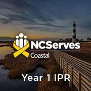 NCServes - Coastal Year 1 IPR