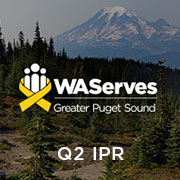 WAServes - Greater Puget Sound Q2 IPR