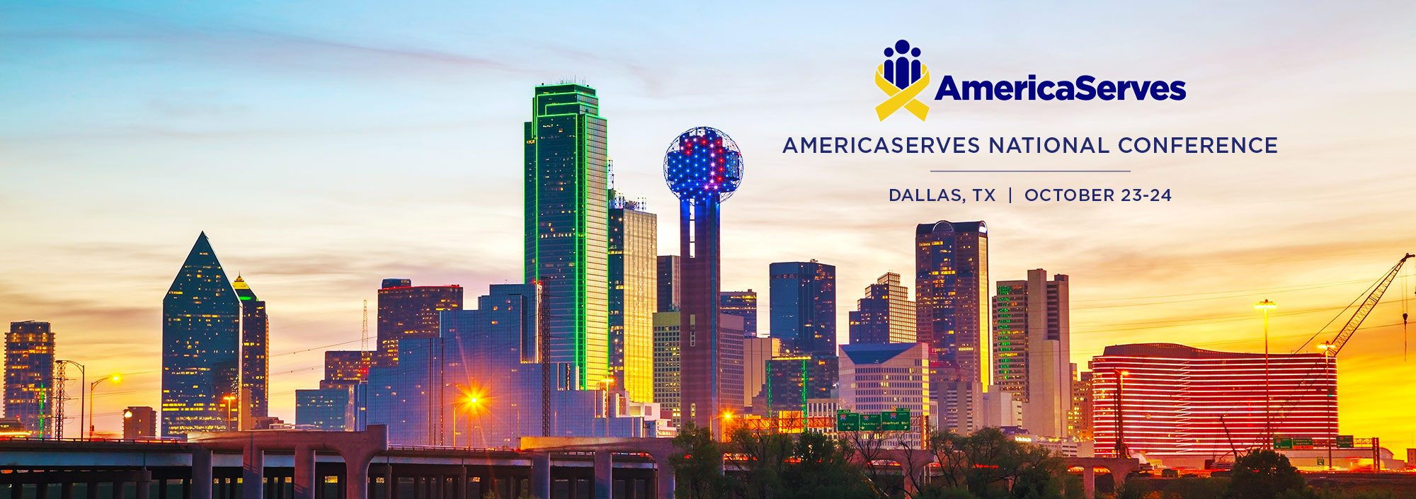 AmericaServes National Convention in Dallas, TX