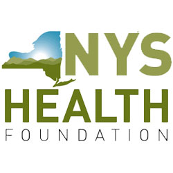 NYS Health Foundation logo