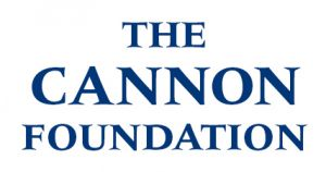The Cannon Foundation logo