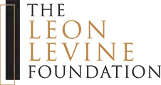 The Leon levine foundation logo
